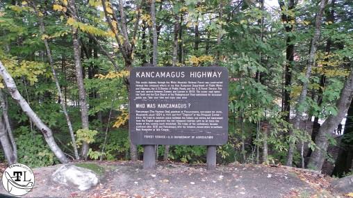 Kancamagus Hwy - Who Was Kancamagus