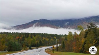 Angry Skies in the White Mountains