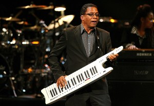 Photo: Herbie Hancock Performing