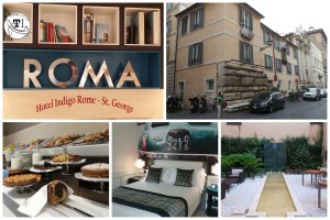 Photo: Hotel Indigo Rome St George