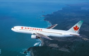 Air Canada Jet in The Week in Travel via @TravelLatte