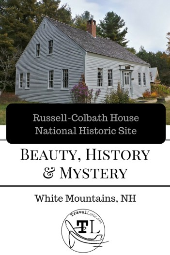 Beauty, History & Mystery at the Russell-Colbath House National Historic Site, via @TravelLatte