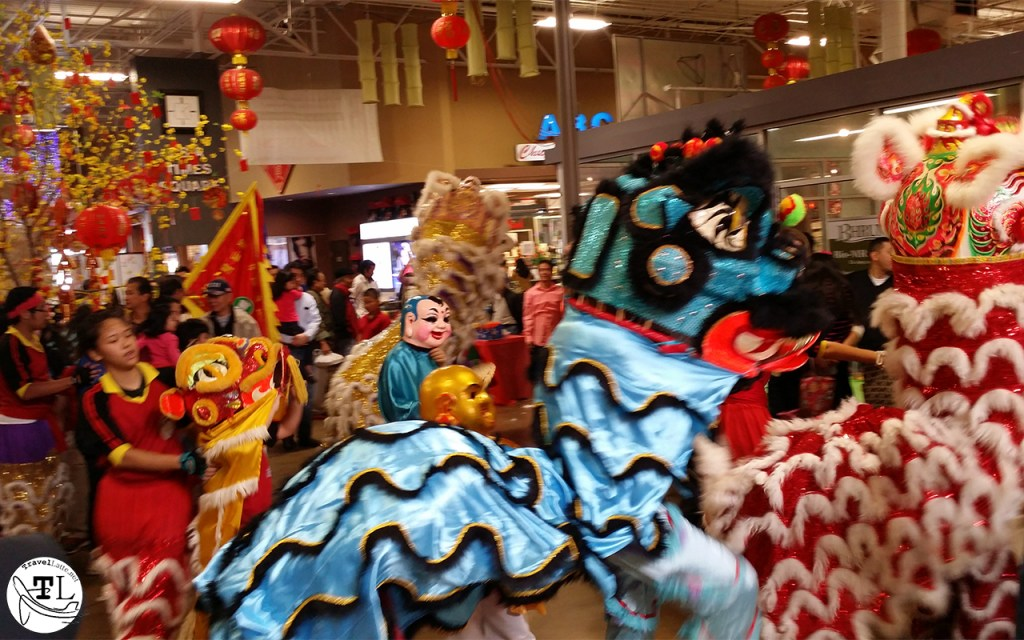Tet in Texas: Chinese New Year at Asia Times Square - Ông Địa and the Unicorns