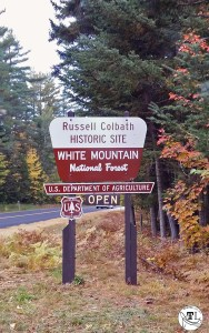 Russell Colbath House Sign