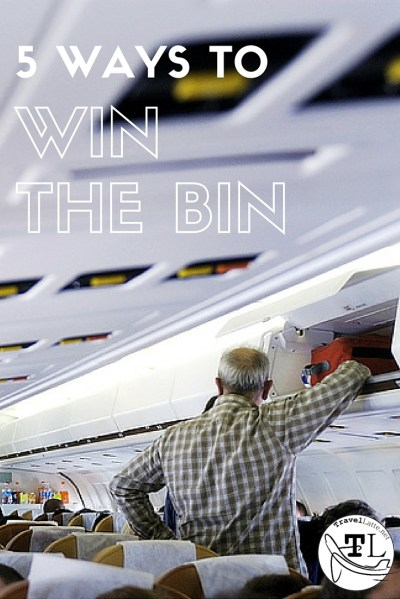 Five Ways to Win the Bin via @TravelLatte