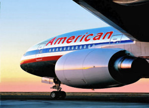 Photo: American Airlines vintage jet via @TravelLatte