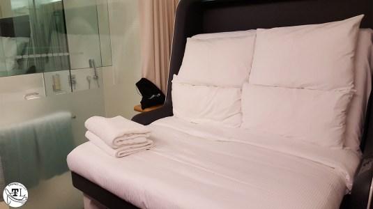 Our Stay at Yotel Heathrow via @TravelLatte.net
