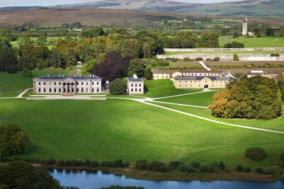 Ballyfin Hotel in Travel News This Week via @TravelLatte.net