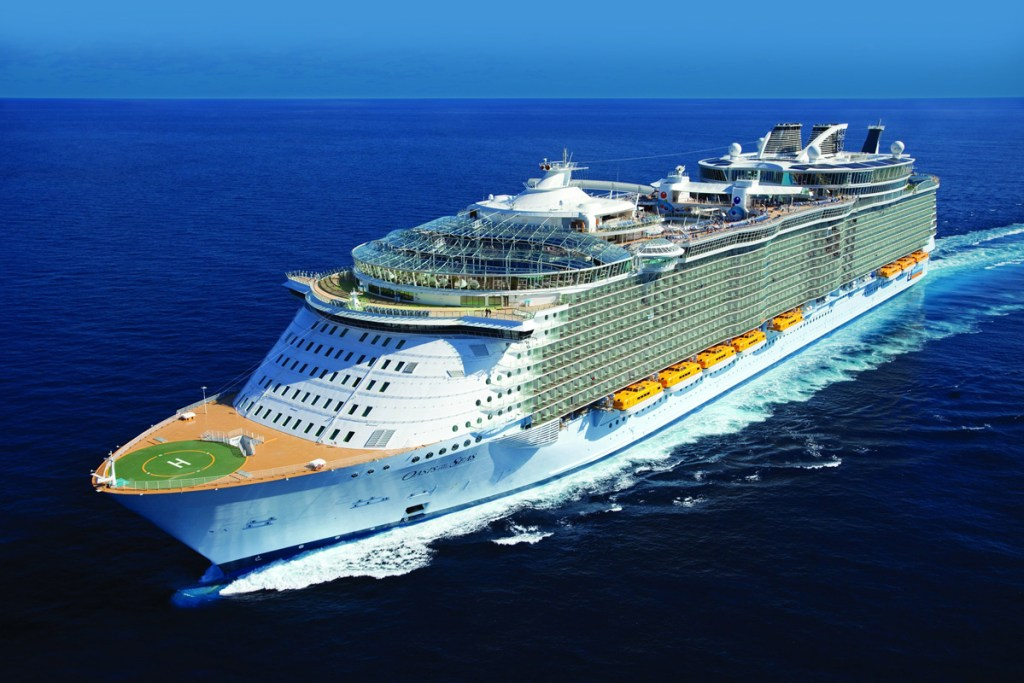 Oasis of the Seas in Travel News This Week via @TravelLatte.net
