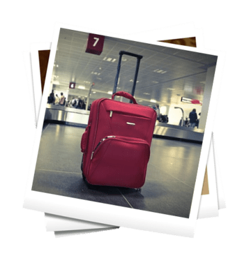 #Travel140 Travel Tips - Luggage Selfies via @TravelLatte.net