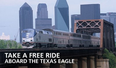 Amtrak in This Week in Travel News via @TravelLatte.net