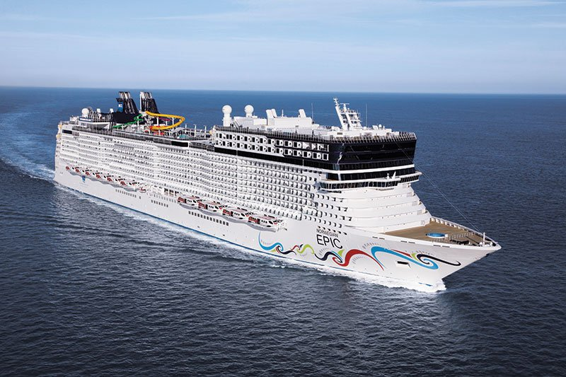 Norwegian Cruise Line, This Week in Travel News via @TravelLatte.net