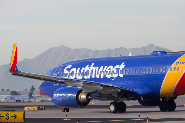This Week in Travel News: Southwest Air quits overbooking via @TravelLatte.net
