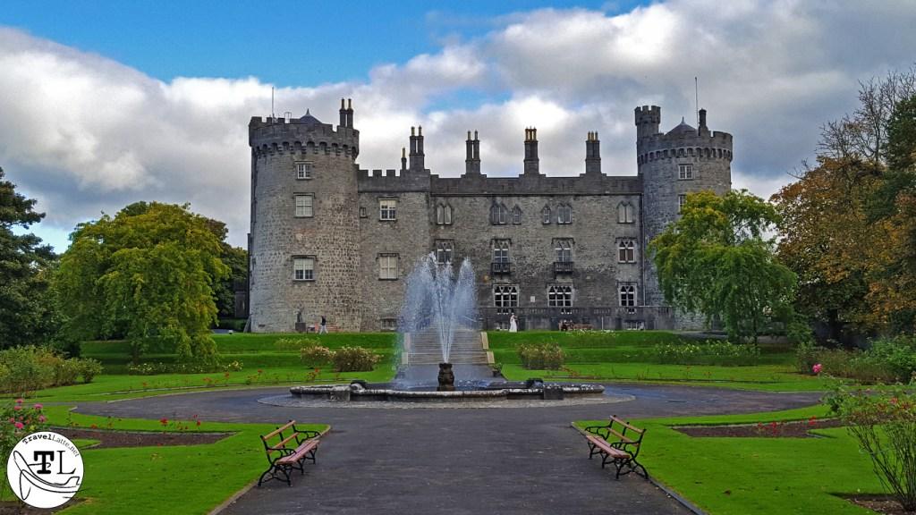 Kilkenny Castle in Top 5 Castle Day Trips from Dublin via @TravelLatte.net