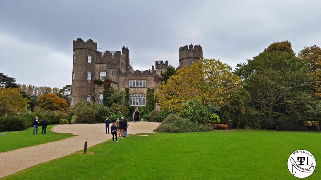 Malahide Castle in Top 5 Castle Day Trips from Dublin via @TravelLatte.net