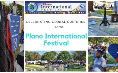 Plano International Festival at TravelLatte.net