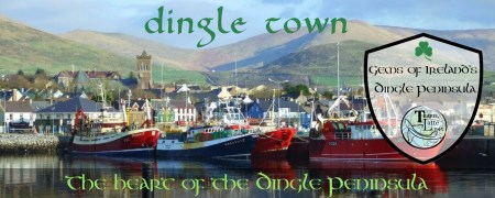 Gems of Ireland's Dingle Peninsula: Dingle Town, via @TravelLatte