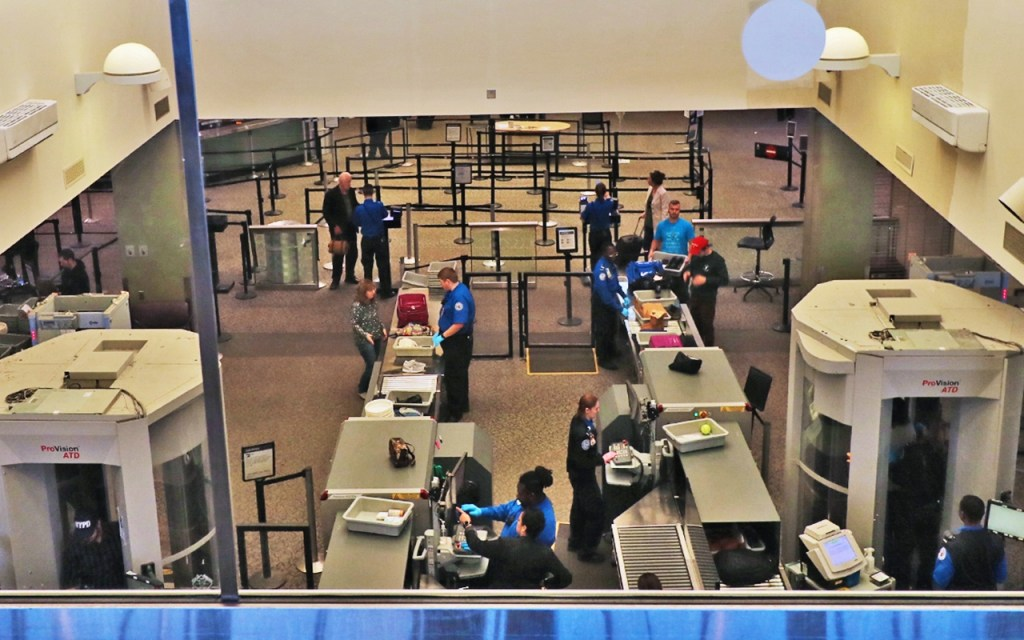 Albany NY Airport - How to Get Through Airport Security Fast via @TravelLatte.net