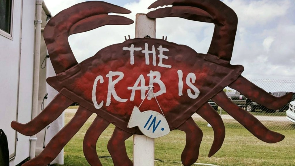 Spring Festivals in Texas - The Crab Is In - Texas Crab Festival