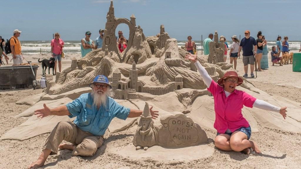Spring Festivals in Texas - Texas Sand Festival