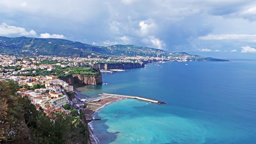 TravelLatte - Why We Love to Cruise - Sorrento