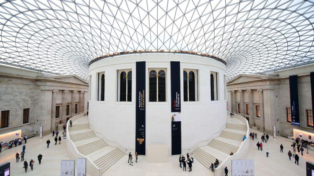 British Museum - Museum Edition - Armchair Traveler - TravelLatte