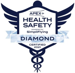 APEX Health Safety Diamond Rating Badge