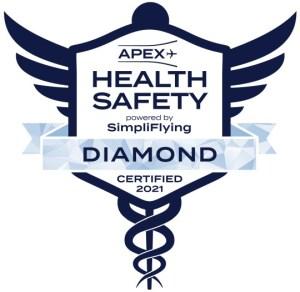 APEX Health Safety Diamond Rating Badge