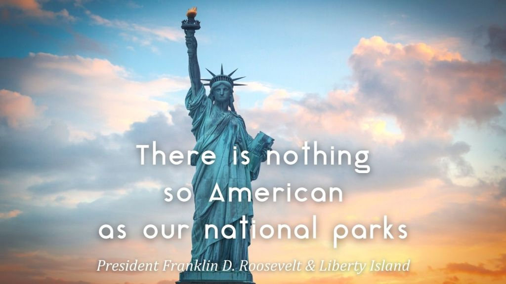 How to Visit America's National Parks - Roosevelt & Liberty on TravelLatte