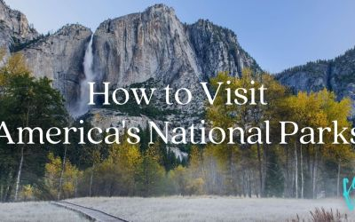 How to Visit America's National Parks for Free - Blog Banner