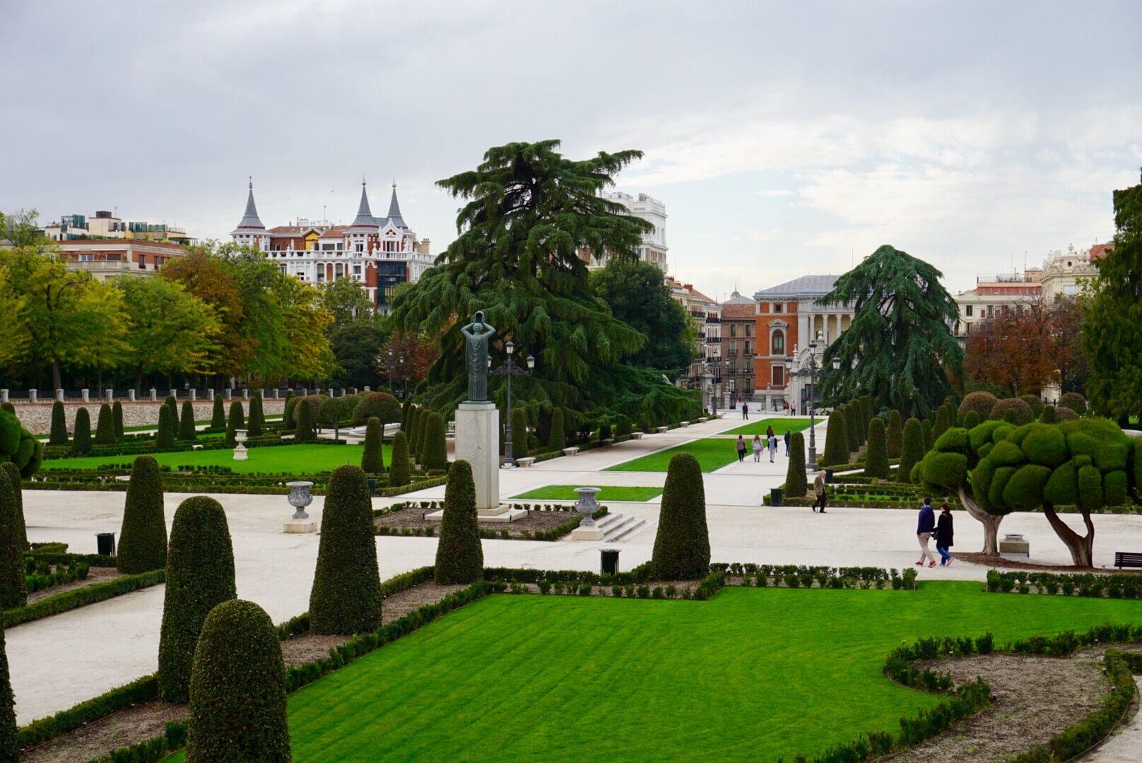Parque del Retiro - A Madrid Self Guided Photography Tour
