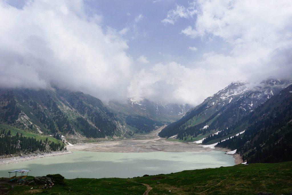 Visit Almaty and Beautiful Lake Almaty