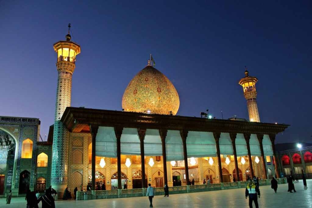 Shah Cheragh Holy Shrine - A Top Site for Travelers to Iran