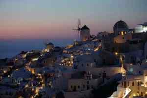 Skip Santorini's sunset shots