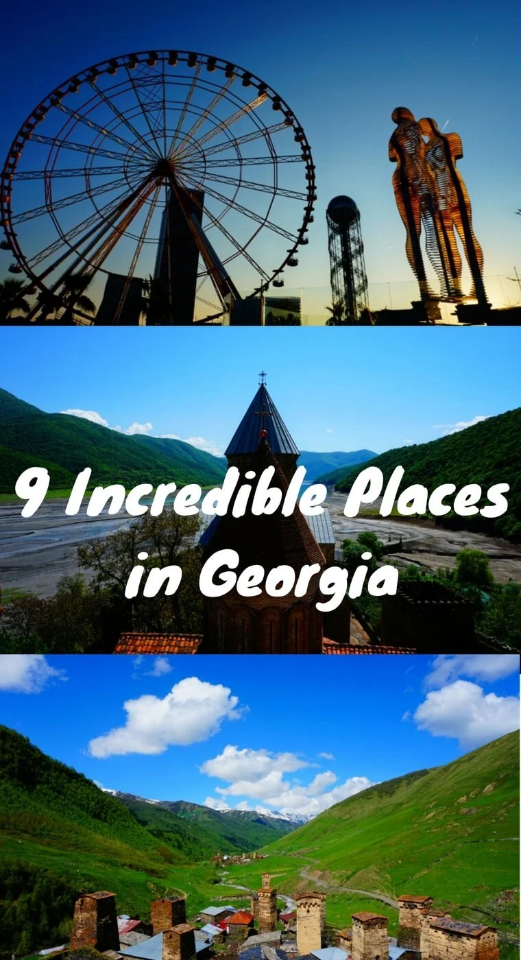 9 of the Best Places to Visit in Georgia  Europe    Travel Lemming You won t want to miss these 9 incredible places to visit in the country