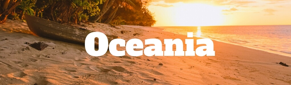 Best Places to Travel 2018 : Oceania