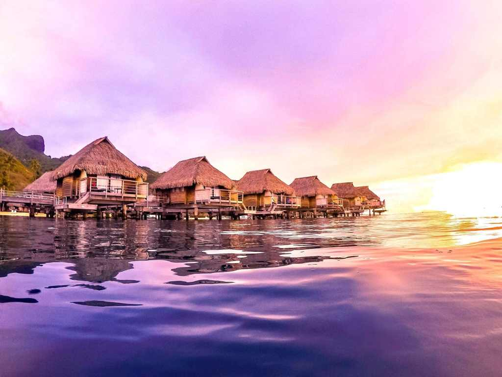 Places to visit in Australia and the Pacific Moorea