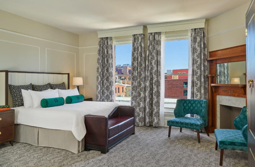 The ultimate denver travel guide by a local travel for Best boutique hotels denver