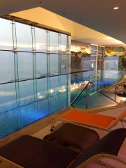 Indoor Pool Sea View