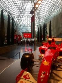 More Ferrari's