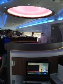 Business Class Lounge