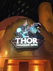 Thor ride