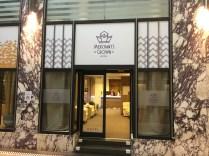 Review Merchants Crown Hotel Prague Review