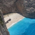 Zakynthos, Greece – A Role Reversal, the Daughter Becomes the Mother