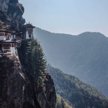 Icon of Bhutan – The Tiger's Nest Monastery