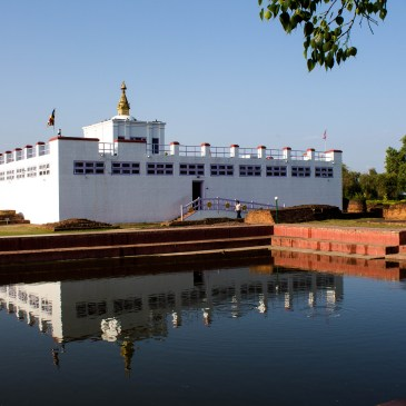 Lumbini – where peace vibrates with blessings