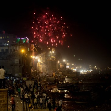 When Gods celebrate Deepavali – Varanasi