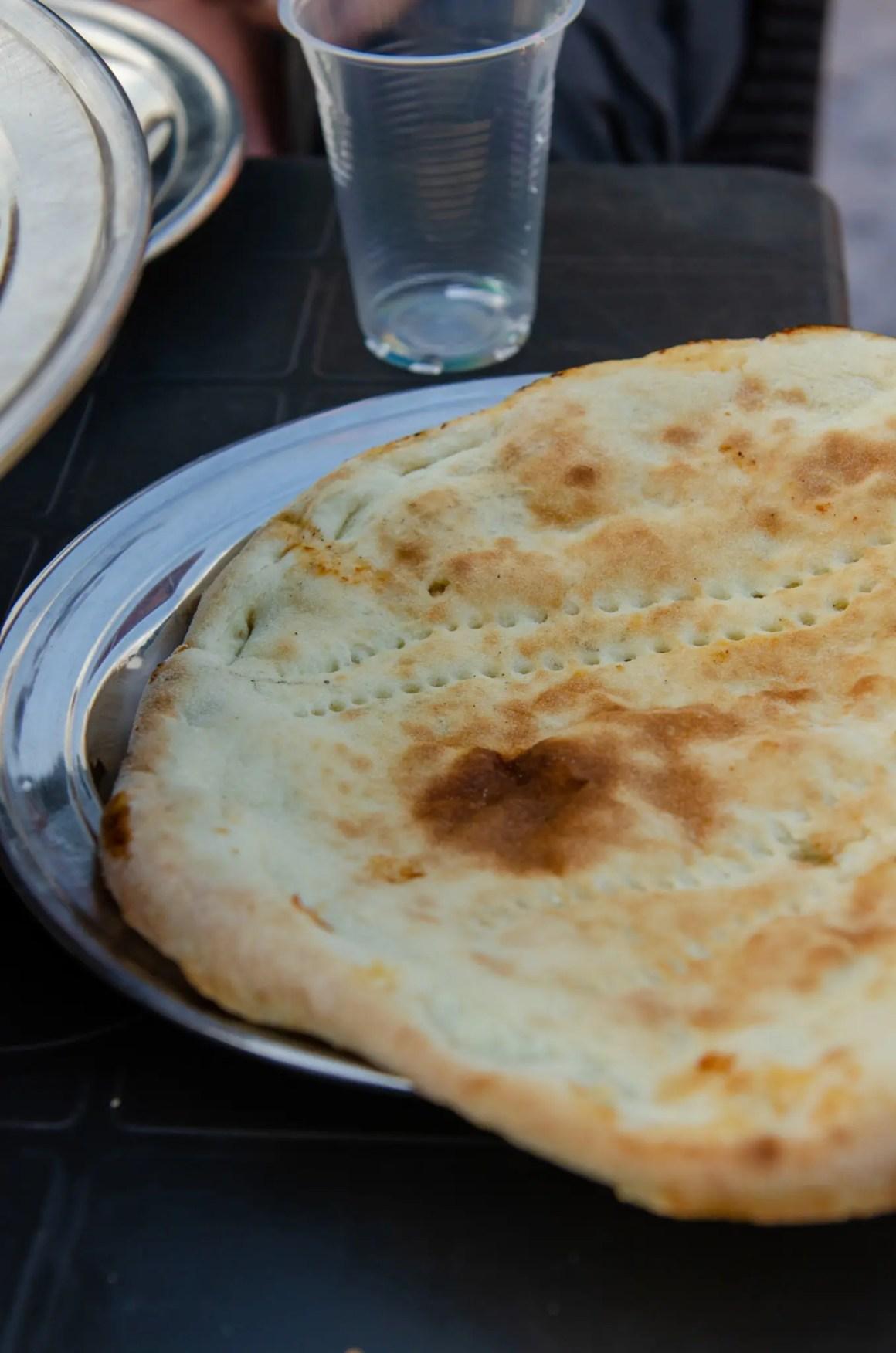 Parathabrood als typisch Pakistaans gerecht