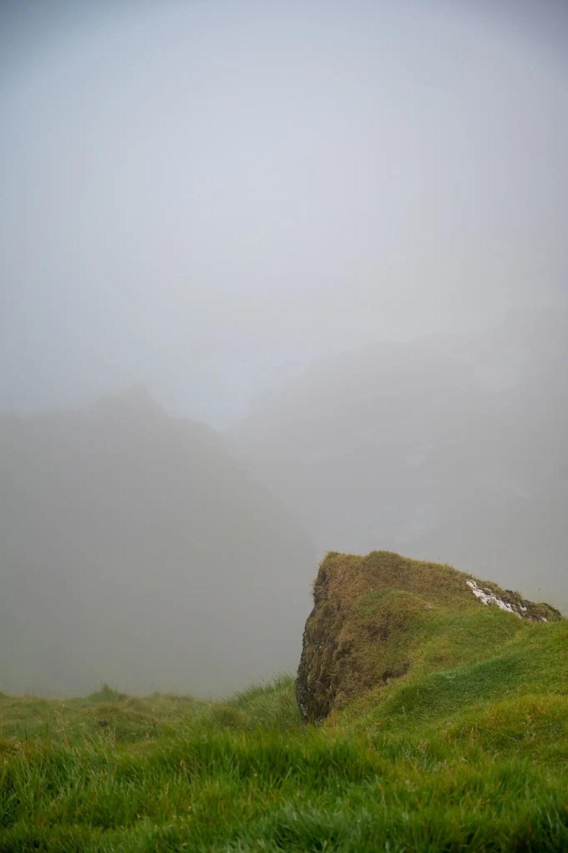 Uitzicht op de Kallur-wandeling