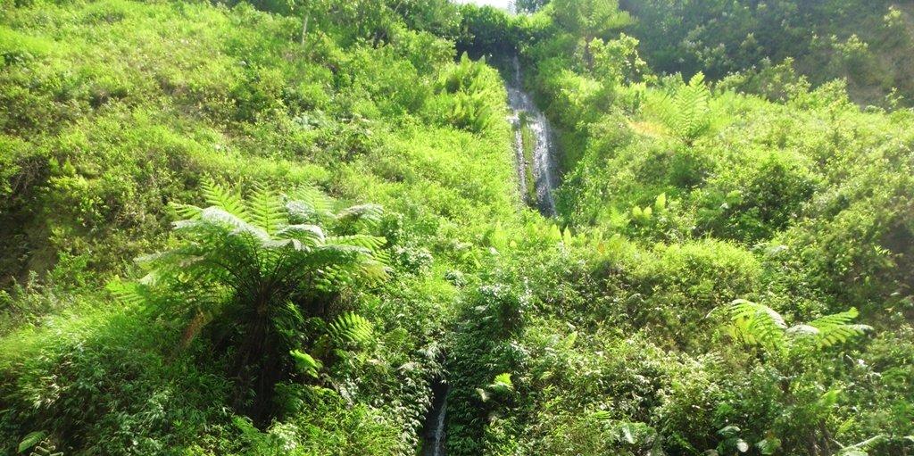 Perjalanan Maut ke Air Merambat Gunung Gedang (Air Terjun Kucur Tretes) 3